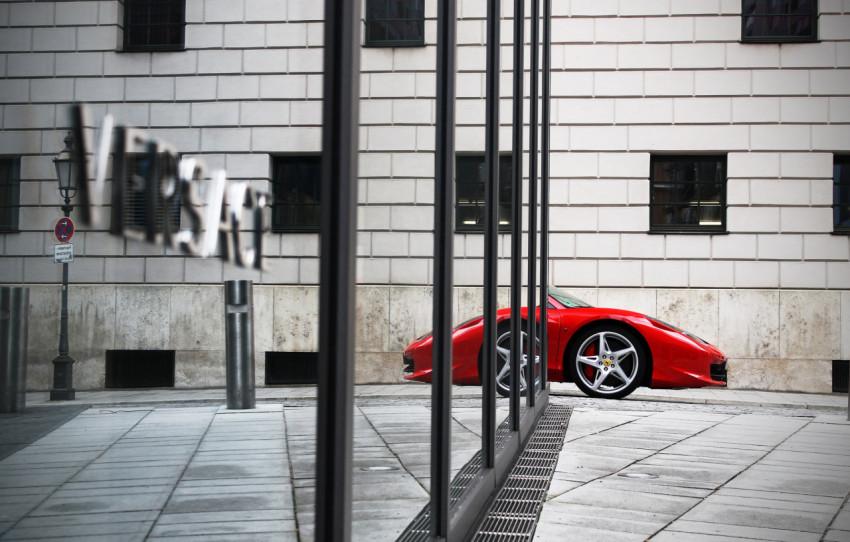 View Ferrari 618 Wallpaper  PNG